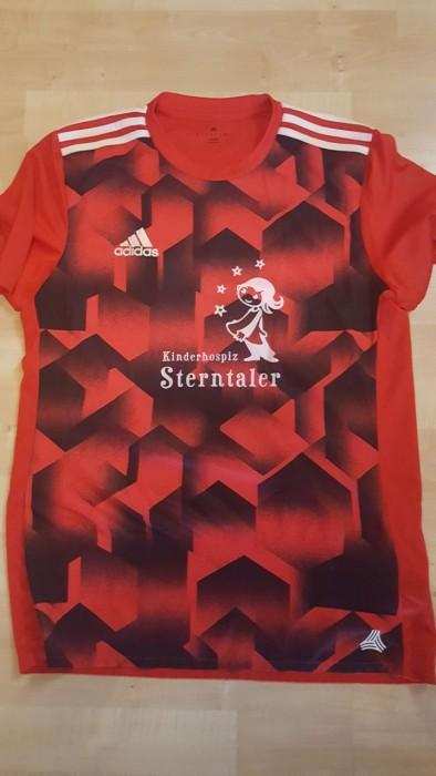 Zwei Vereine, ein gemeinsames Ziel: Der TV Edigheim und der Kinderhospiz-Sterntaler e.V.