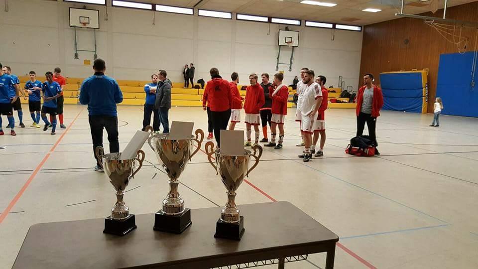 BSC Oppau gewinnt unser 3. Hallenfußballturnier