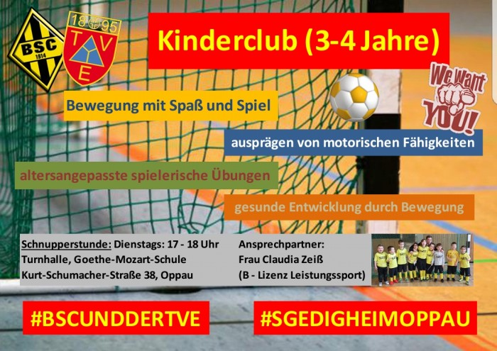 Neuer Kids-Club