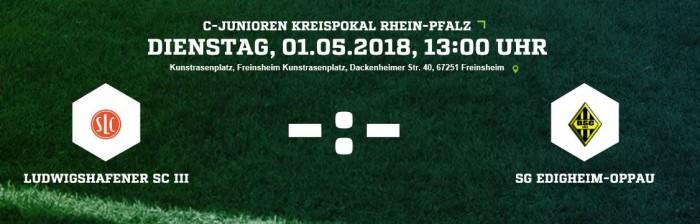Einladung zum Pokalfinale in Freinsheim